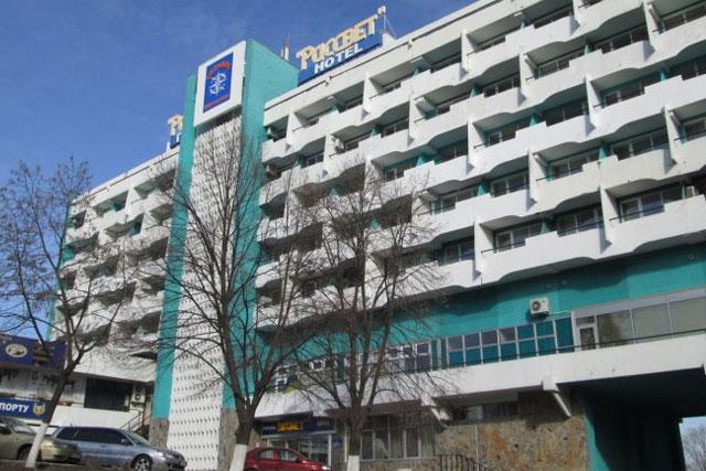 В Днепре второй раз за полгода пытаются продать отель