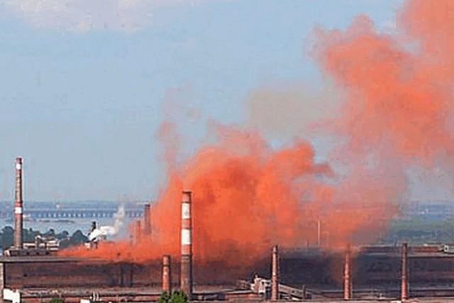 Стало известно, вреден ли бурый дым, который видели жители Днепра