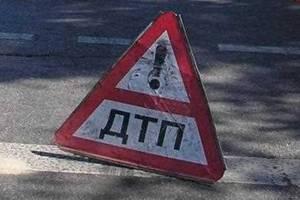 Сальто на видео: в Днепре на Слобожанском проспекте Chevrolet сбил мужчину