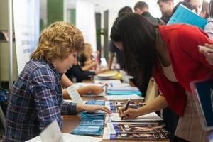 Молодь Дніпропетровщини запрошують на ярмарок вакансій