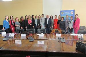 В областном совете создали Комитет для женщин-предпринимателей
