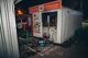 В Днепре на улице Рабочей горел киоск «Ермолинских полуфабрикатов»