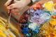 Картины за колючей проволокой: в Днепре открыли выставку работ об оккупации Крыма