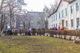 Пожар в гимназии № 1 в Днепре: в школе отменили уроки