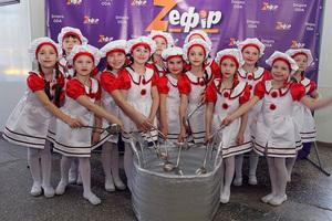 Двенадцатый кастинг областного фестиваля талантов «Z_ефир» состоялся в Софиевке