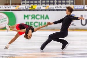 Днепровские фигуристы завоевали лицензию на зимние Юношеские Олимпийские игры-2020