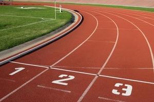 Днепровская легкоатлетка Анна Рыжикова установила личный рекорд в беге на 400 метров