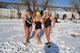 В Днепре планируют возобновить традицию и провести всеукраинские соревнования по зимнему плаванию