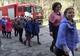 В Днепре спасатели провели практическую тренировку по эвакуации учащихся 25-ой школы