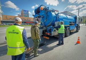 Днепр - территория чистоты: Коммунальщики продолжают наводить порядок в городе