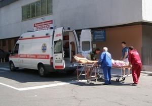 В больницу Мечникова ночью доставили трех раненых бойцов