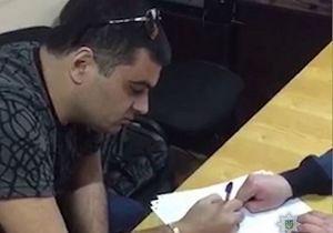 Полицейские выдворили из Украины «вора в законе» «Тенго Питерского»