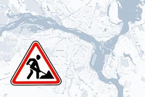 20 апреля в Днепре проходит ремонт дорог по таким адресам
