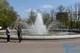 В Днепре включили фонтаны