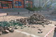 Как в центре Днепра обновляют тротуары