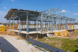 В Межевском районе строим две сельские амбулатории