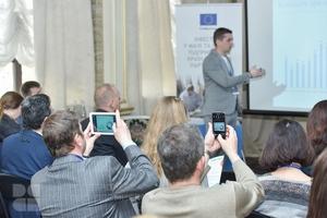В Дніпрі відбувся Перший регіональний форум бізнес-консалтингу CONSULT.DP'2019