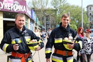 Спасатели Днепра провели Пасхальную «Чрезвычайную пятницу»