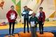 Дніпровські спортсмени здобули 5 медалей на чемпіонаті Україні зі скелелазіння
