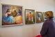 В Дніпропетровському історичному музеї відкрили виставку картин сучасного ромського художника