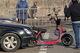 В Днепре на проспекте Богдана Хмельницкого столкнулись Mercedes и скутер: поиск свидетелей