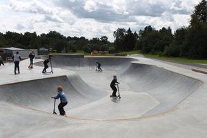 На набережній Дніпра з'явиться скейт-парк