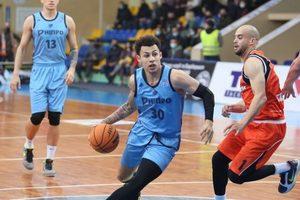 Суперлига: «Днепр» в четвертый раз в сезоне обыграл «Мавп»