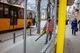 Мойка всего за 20 минут: как в Днепре очищают остановки общественного транспорта