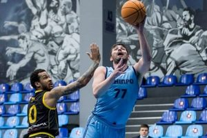Суперлига: «Днепр» впервые в сезоне обыграл «Киев-Баскет»