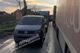 В Днепре на Передовой водитель грузовика спровоцировал ДТП с четырьмя автомобилями
