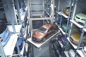 В Днепре появится автоматизированный паркинг