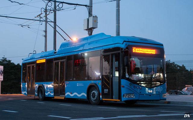 Городская и областная власти договорились о запуске троллейбуса Днепр-Подгородное