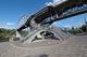 В Днепре планируют демонтировать пешеходный мост на Монастырский остров