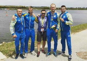 Три медали завоевал каменчанин Игорь Трунов на Кубке мира по гребле на байдарках и каноэ