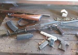 У Дніпрі СБУ перекрила канал надходження зброї з району проведення АТО