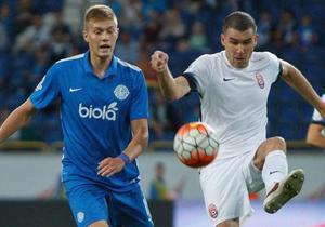 Шевченко добавил форварда Днепра Довбика в резерв сборной