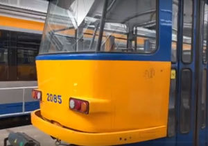 Лысенко протестировал в Германии трамваи для Днепра