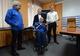 Спортсмену из Каменского, завоевавшему «серебро» на чемпионате мира, вручили профессиональную винтовку