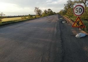 Остановился, поцеловал новый асфальт: водители о ремонте дороги Кривой Рог – Николаев