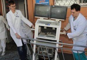 Днепр получил партию медицинского оборудования из США стоимостью 740 тысяч долларов