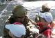 В Днепре спецназовцы пришли извиняться в детсад, который оказался в эпицентре учений полиции