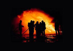 В Днепре сгорел очередной интернет-центр