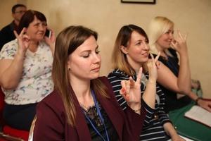 Для руководителей ЦНАП Днепропетровщины провели тренинги по инклюзии