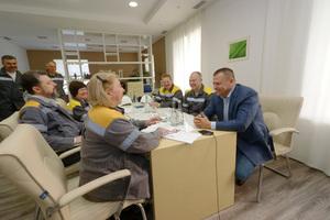 Борис Филатов призвал крупные промышленные предприятия Днепра присоединиться к экологическому переоснащение мощностей