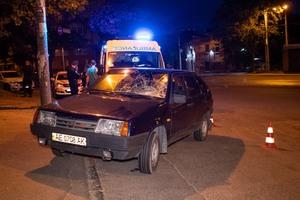 В Днепре Исполкомовской ВАЗ сбил 14-летнюю девочку