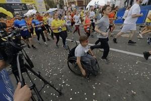 В Днепре стартовал четвертый Interpipe Dnipro Half Marathon