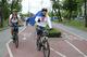 В Днепре прошел велопробег в вышиванках