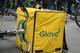В Днепре возле Каравана Daewoo сбил курьера Glovo (видео момента аварии)