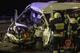 Смертельное ДТП на Кайдакском мосту в Днепре: маршрутка влетела в эвакуатор с автомобилем