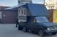 Необычный МАФ на колесах работает в Днепре